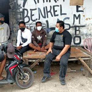 Polisi Gencar Sosialisasi Bahaya Narkoba di Kelurahan Tanjung
