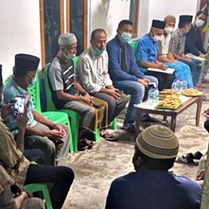 RKP Reses di Paruga, Aspirasi Warga Dijawab Tunai