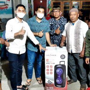 Warga Keluhkan Krisis Air Bersih Saat Yogi dan Rahmat Reses di Tanjung
