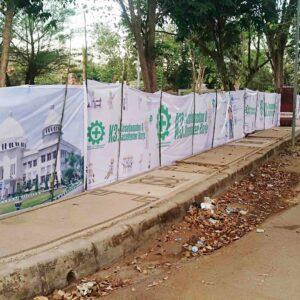 Warga Tolak Pembangunan Taman Lapangan Pahlawan