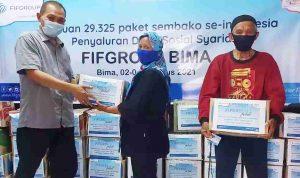 FIFGROUP Salurkan 115.197 Paket Sembako Selama Pandemi Senilai Rp 23 Miliar