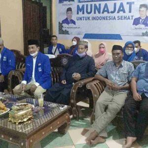 DPD PAN Kabupaten Bima Bermunajat untuk Indonesia Sehat
