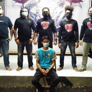 DPO Pencuri Tramadol di Gudang Barang Bukti Kejaksaan Dibekuk