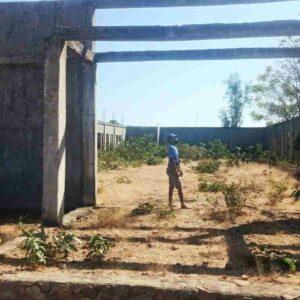 Habiskan ADD Rp 380 Juta, GSB Desa Bajo Mangkrak dan Terancam Roboh