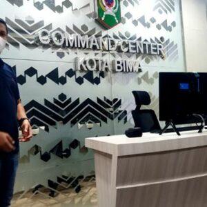Command Center Kota Bima Gagal Launching Saat 17 Agustus, Ini Penjelasan Pemerintah