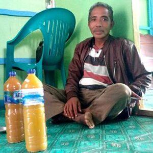 Teruji dari Kemenkes, Obat Herbal Pak Abdillah Sembuhkan Beragam Penyakit