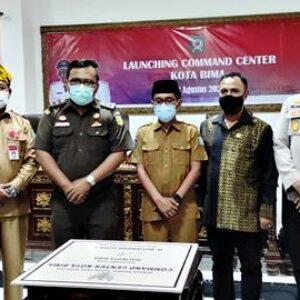 Command Center Kota Bima Akhirnya Diluncurkan