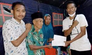 ACT Bantu Uang Tunai untuk Korban Kebakaran di Cenggu