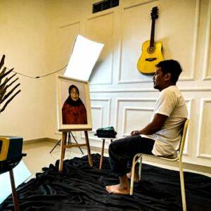 La Hila Rilis Lagu Ina, Lagu Sarat Pesan dan Makna Sangat Dalam