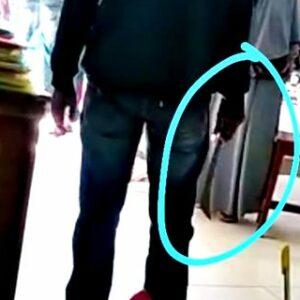 Polisi Amankan Pria Bawa Parang dan Ngamuk di RSUD Bima