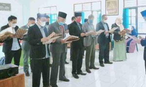 5 Doktor Pimpin Pejabat Struktural IAI Muhammadiyah Bima