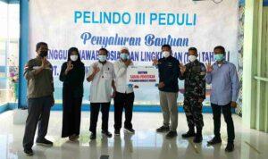Bantuan TJSL Tahap II Diserahkan, Warga Puji Perhatian dan Kebaikan Pelindo III