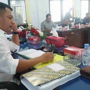 Tak Jelas Legal Standing, Jajaran Perumda Aneka Dicecar Pertanyaan Saat RDP