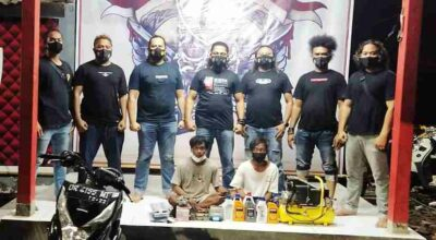 Tim Puma Tangkap DPO Curas di Kecamatan Lambu