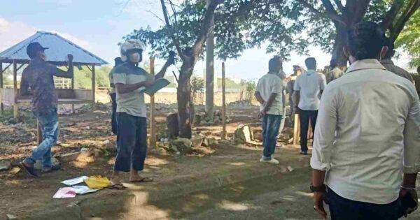 Klaim Lahan Warisan, Eksekusi Blok 70 Tugu Pancasila Diprotes