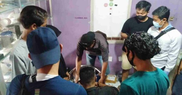 Polisi dan Loka POM Gagalkan Peredaran Ribuan Butir Tramadol dari Jakarta