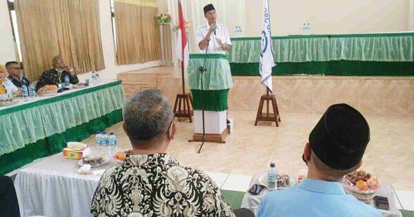 Gapensi Ditinggalkan, Walikota Bima dan Ketua Dewan Dikritik