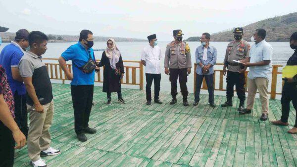 Ketua RT dan RW di Bonto Puji Keberadaan Jeti : Pengerusakan Lingkungannya Dimana!