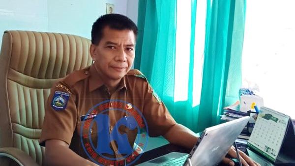 RDTR Kecamatan Mpunda dan Rasanae Barat Diserahkanke Kementrian ATR/BPN