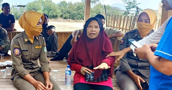 Eksekusi Blok 70, Nur Aisyah: Walikota Jadilah Pemimpin yang Baik