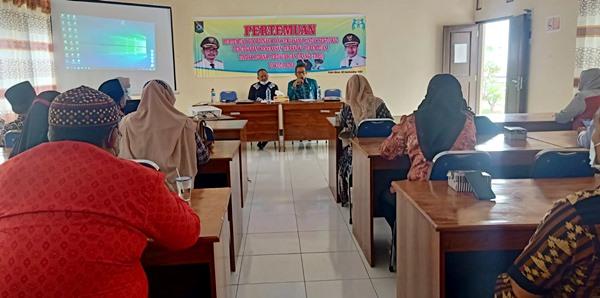 DPPPA Bahas Pencegahan Kekerasan Terhadap Perempuan dan TPPO