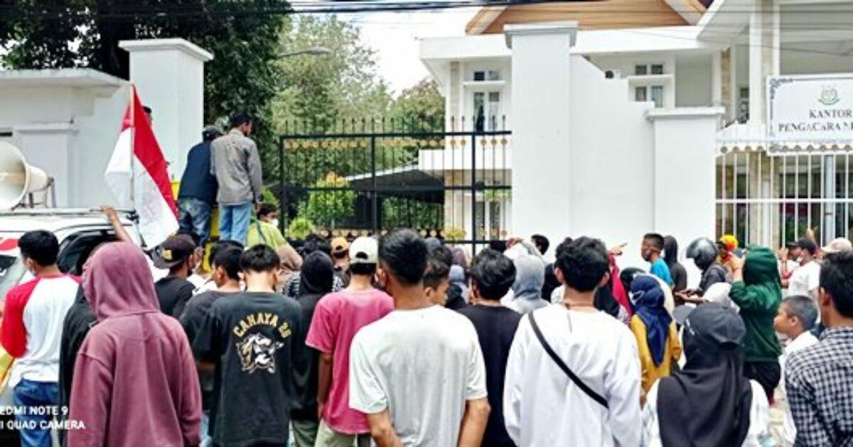 Warga Rontu Desak Jaksa Hukum Mati Pelaku Pembunuhan Hasanuddin