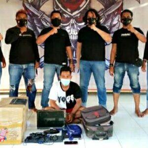 DPO Polsek Kuta Bali Diringkus di Pelabuhan Bima