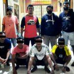 4 Terduga Penadah Pencurian HP Dibekuk Tim Puma