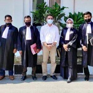 Peradilan Sesat, Tuntut Terdakwa Tracking Manggrove dengan Pasal yang Dihapus