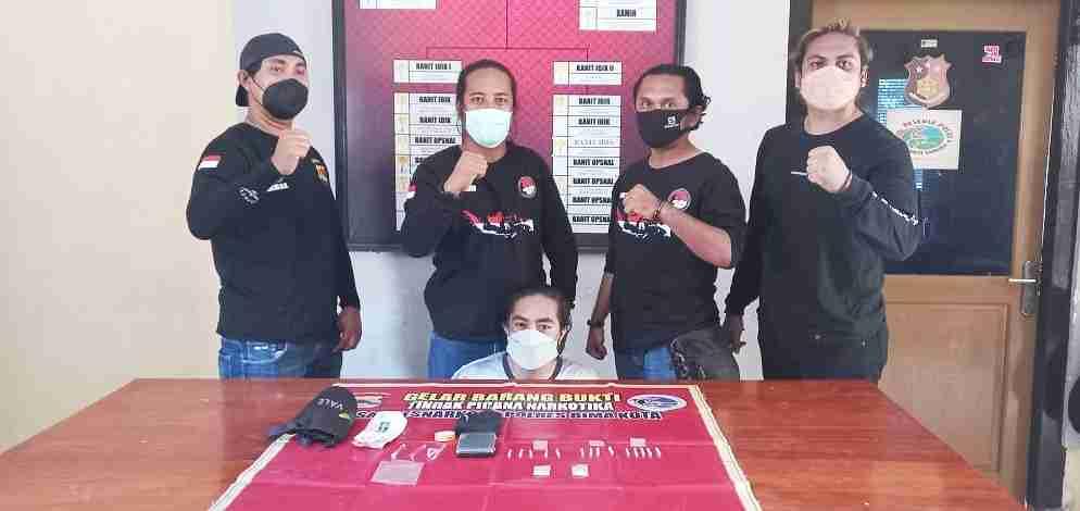 Pengembangan Kasus Narkoba di Tanjung, Tim Cobra Alpa Ringkus HR