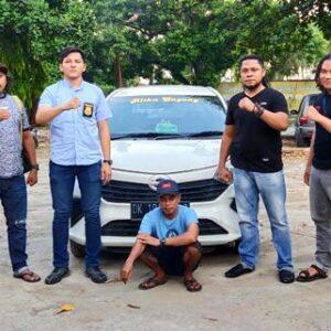 Dugaan Penggelapan Mobil, Tim Puma Amankan Oknum Guru