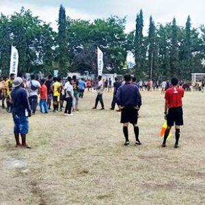 Pertandingan Liga Pelajar Antara SMAN 4 Melawan MA Al Husainy Diwarnai Perkelahian